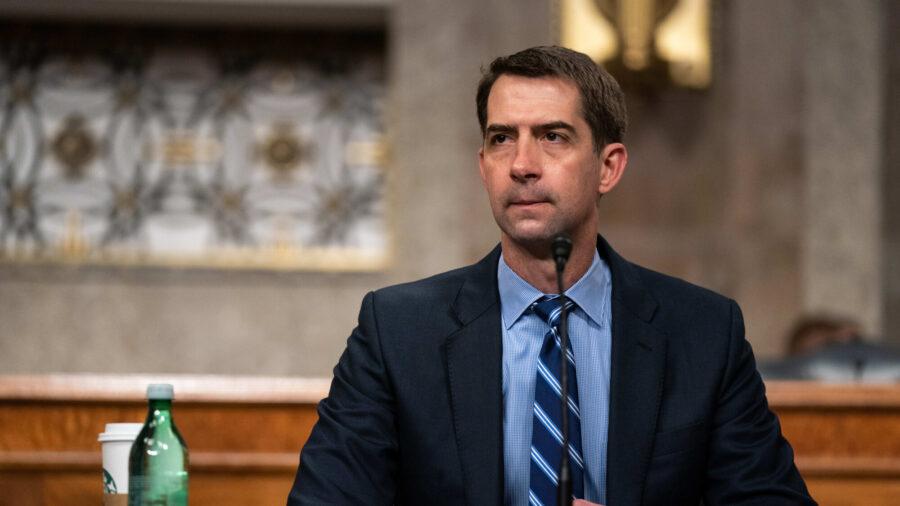 GOP Senators Urge Tightening of Export Controls to Counteract 'China's Economic Predation'