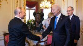 Biden–Putin Meeting in Geneva