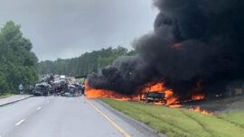 Alabama Ranch for Abused Children Mourn the Loss of 8 Killed in Fiery Crash