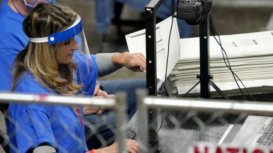 Arizona Election Auditors Finish Paper Examination, Counting