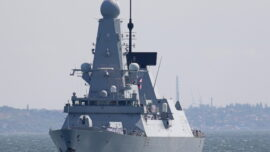 Russia Says Next Time It May Fire to Hit Intruding Warships
