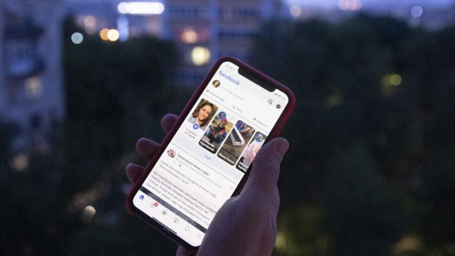 Russia Fines Facebook, Telegram Over Banned Content