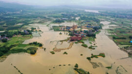 Northeast China Enters Flood Season One Month Early