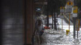 'Black Rainstorm' Floods Hong Kong, Suspends Stock Market