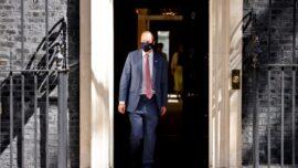 UK Health Secretary Defends Handling of COVID-19
