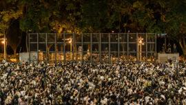 Hong Kong Bans Tiananmen Vigil, Arrests Organizer