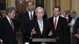 Senate Republicans Block Democrat Voting Bill