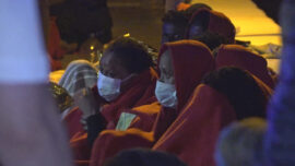 Migrant Boat Capsizes Near Spain's Canary Islands, 4 Dead