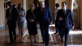 Group of 21 Bipartisan Senators Say They Agree On a 'Framework' For Infrastructure
