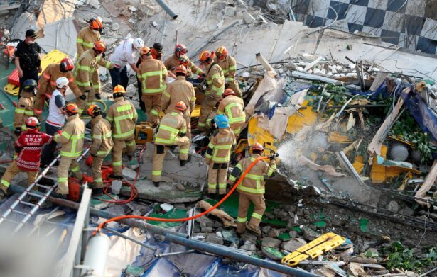 skorea-building-collapse