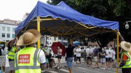 CCP Virus Hits Guangdong Province