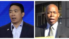 Democrat Rivals Spar in NYC Mayoral Debate