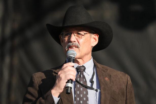 Republican member of the Arizona House of Representatives Mark Finchem