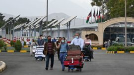 U.S. FAA Issues New Flight Restrictions Over Afghanistan
