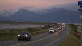 Strong Alaska Quake Produces Prolonged Shaking, Small Tsunami