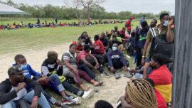 COVID-Positive Migrants Allowed Into US