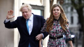 UK Prime Minister Johnson and Wife Expecting Another Baby: Report