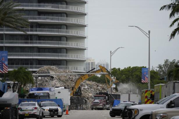 Florida condo building collapse