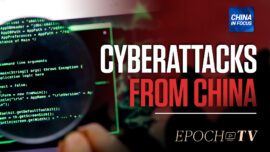 [Trailer] Cyberattacks From China