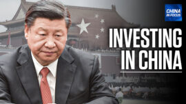 'What China Does Is Your Responsibility': Dr. Corr on US Investing in China