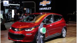GM Issues New Recall for Nearly 69,000 Bolt EVs for Fire Risks