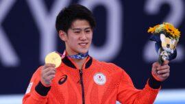 Japan Crowns New 'King' as Hashimoto Wins Men's Gymnastics All-Around