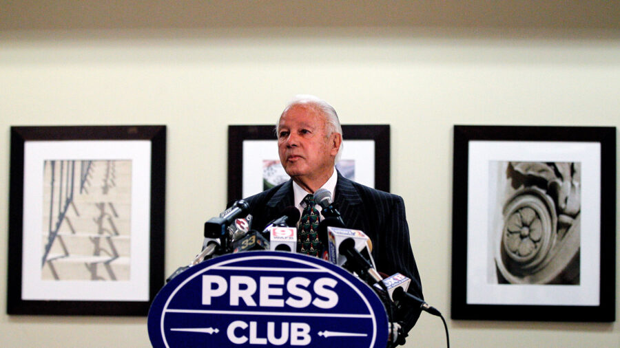 Former Louisiana Governor Edwin Edwards Dies at 93