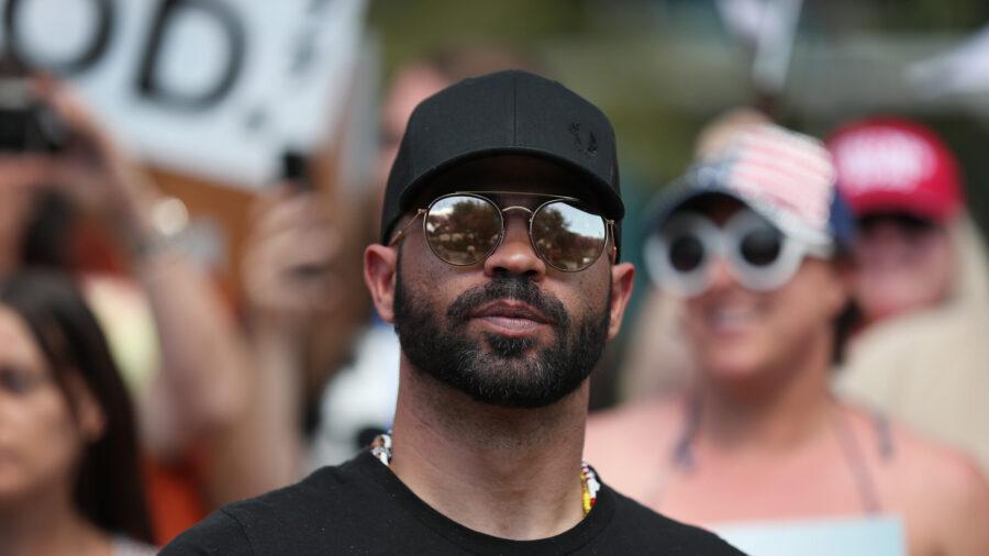 Proud Boys Leader Enrique Tarrio Pleads Guilty to Burning Black Lives Matter Banner
