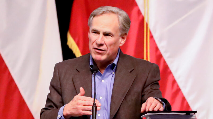 Texas Governor Issues Order to Maintain Ban on COVID Vaccine Mandates Regardless of FDA Approval Status