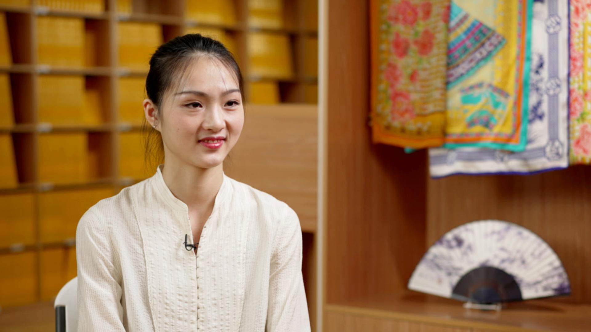 Dance From the Heart: Shen Yun Artist Evangeline Zhu