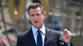 Gavin Newsom Increases Funding to Address Retail Crime
