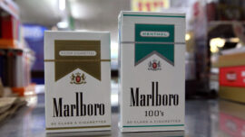 Marlboro-Maker Wants to Outlaw Cigarettes