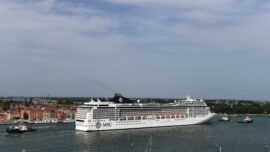 Reactions to Italy's Ban on Big Cruise Ships in Venice