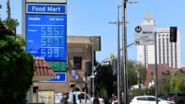 Southern California Sees Highest Gas Price