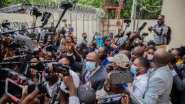 Haiti Leadership Unclear: US Delegation