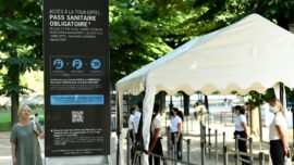 Parisians Get Vaccine to Avoid Restrictions