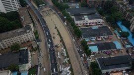 Survivor Recounts Escaping Flooded Tunnel