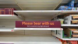 'Pingdemic' Strains Britain's Food Supply