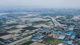 'Hope We're Still Alive by the Time You Air This': Resident in Flooded Central China