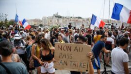 France Passes Bill to Expand Vaccine Passport