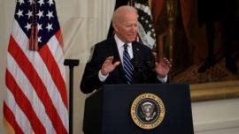 Biden Hosts Naturalization Ceremony