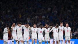 Nation Proud Despite England's Defeat