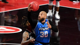 Ex-NBA Player Supports Uyghurs During Game