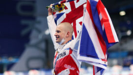 Britain Hails Best Start Ever at Olympics