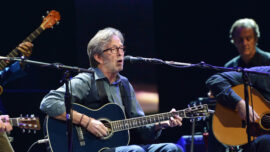 Clapton, Morrison, and Lewis: Rebel Musicians in Action