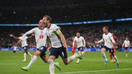 England Defeats Denmark in Soccer Semi-final