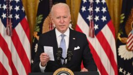 Biden Wants Vaccine Mandate for Military