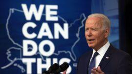 Biden Admin Announces Door-to-Door 'Outreach' Teams to 'Get Americans Vaccinated'