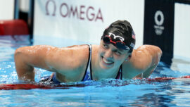 After Historic Feat, Ledecky Hints at More to Come