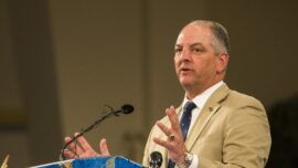 Vaccinated Staffers in Louisiana Gov. Edwards Office Test Positive for COVID-19